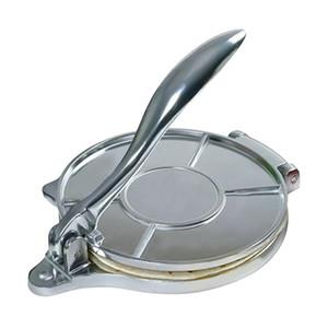 Ресторан Домашняя кухня тортилья Maker Easy Clean Алюминиевый сплав Ручной пресс