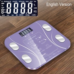 Body Index Electronic Smart Weighing Scales Bathroom Body Bmi Scale Digital Human Weight Mi Scales Floor Lcd Display