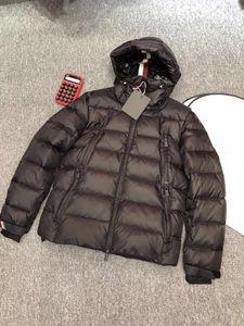 2020 Men winter jacket comfortable soft down jacket 90% goose casual leveda maya fashion coat sizegq