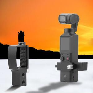 BEESCLOVER Aluminiumlegierung Erweiterungsmodul Hand Gimbal Zubehör für FIMI PALM-PTZ-Kamera-Erweiterungsmodul r57