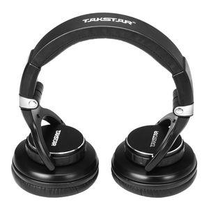 Новый Takstar HD 5500 монитор наушники Динамические стерео наушники наушники Профессиональный аудио мониторинга для ПК DJ Music Studio на AIBIERTE