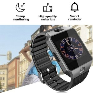 dz09 smartwatch Wristband SIM Intelligent Mobile Phone Watch Can Record Sleep State samsung smart watch montre intelligente