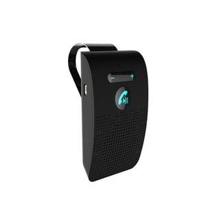 Balight V5.0 + EDR Kablosuz Araç Bluetooth Araç Kiti Kablosuz Bluetooth Hoparlör Telefon Güneşlik Hoparlörü Klip