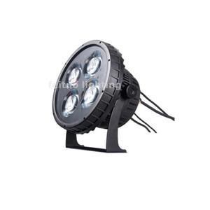 Punto de Control china al aire libre Par Led 50w x 4 RGBW 4in1 / WW / CW / WW CW DMX IP68 Par LED para la luz de la etapa