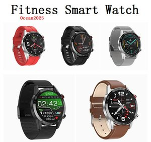ECG PPG Smart Watch Bluetooth Call Heart Rate Fitness Tracker Blood Pressure IP68 Waterproof Bracelet With Retail Box