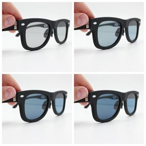 Lenti Lcd Lenti polarizzate regolabili elettronico Occhiali da sole originali 2020 occhiali da sole mannually design Y200415 Vintage Trasmittanza bbyUU