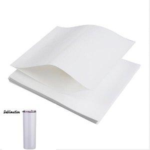 FedEx Süblimasyon Aksesuar Gönderme Süblimasyon Şişeleri için Shrink Wrap Isı Büzülme Filmi Isı Transfer Tumbler SHRINK Sarma için 5 Boyutu