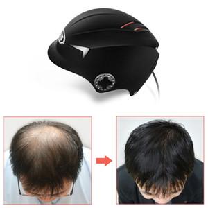 Cap Growth cabelo Atualize cabelos crescerem Laser Capacete rápida perda de Crescimento Cabelos Cap cabelo solução para as Mulheres Homens Diodes Tratamento Hat