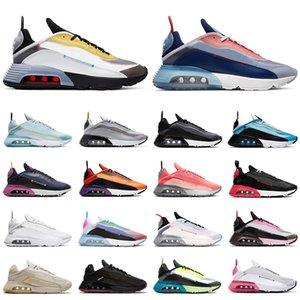 nike air max 2090 des chaussures de course pour hommes baskets pour femmes USA Anthracite Be True Magma Orange Pastèque Violet Fire Pink Ice Blue baskets de sport en plein air