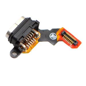 USB Conector Dock para Sony Xperia aguamarina E2363 Cable de carga de la flexión del puerto USB, substituir dañado cargador del enchufe, fácil de instalar