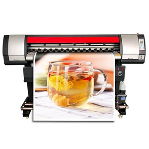 1.6m best vinyl printer with one XP600 single head large picture automatic inkjet printer