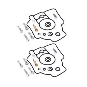 2x Carburetor Repair For Kohler CH670-0015 CH670-0017 CH730 CH740 LH685-0011