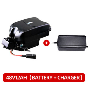 LELS 48V 12Ah small frog modified lithium battery 54.6V EBIKE lithium-ion battery 18650 rechargeable electric bicycle battery