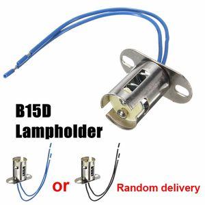 Cgjxs 1157 B15 / B15d BA15D База светодиодных лампочек Держателя провод кабель адаптер Разъем преобразователь с проволочным Для светодиодных ламп лампы