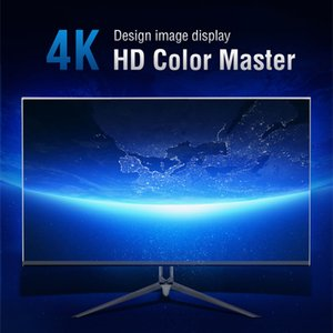 """Anmite AN-270W04K 27""""IPS 4K HDR UHD [3840 x 2160] Gaming Monitor PC HDMI Led Display"""
