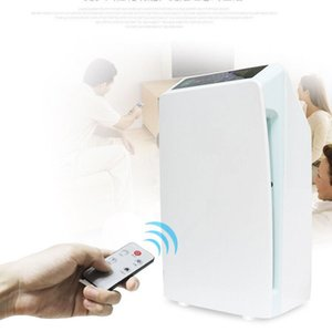 Intelligent remote control air purifier for home with HEPA filter airpurifier Remove Formaldehyde Smog Negative Ion Air Purifier