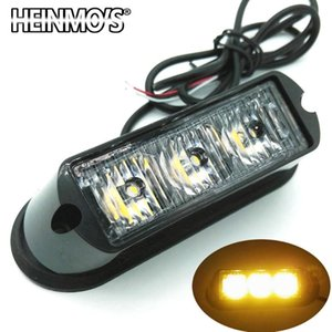Car LED Light 12V 24V Car Truck Flash fog light Emergency Warning Bulb High Power auto lamp strobe lights flasher flicker