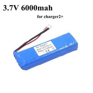 3.7v 6000mAh al litio Li-polymer della batteria agli ioni di litio per Gsp1029102 Charge2 + Wireless Bluetooth Speaker Free Shipping