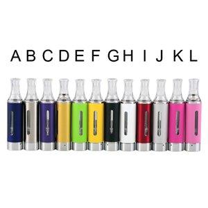 MT3 atomizzatore eGo Cartomizer 2,4 ml Serbatoio inferiore batteria di riscaldamento vari colori Evod Clearomizer
