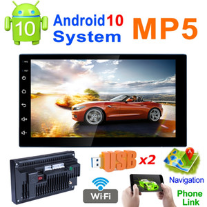 Quad-Core Android 10.0 Auto Player MP5 / GPS / Phonelink / Bluetooth / WiFi