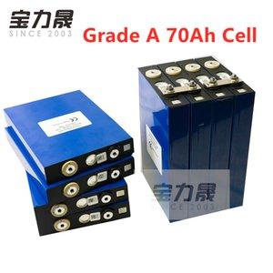 19PCS 3.2V 70Ah CALB батарея LiFePO4 2020 NEW Grade A Литий фосфат железа солнечной 48V 60V 24V L135F68 клетки не 80Ah 100Ah