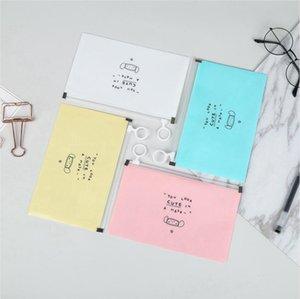 Face Mask Storage Bag Masks Cover Portable Bags Facemask Save Holder Zipper Outdoor Convenient Box Case Home Supplies LJJP508
