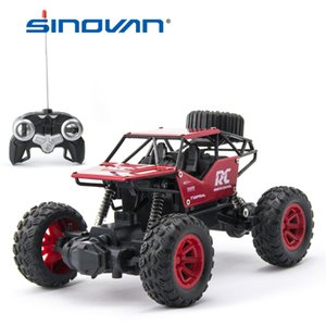 RC Cars 1:18 Radio Control car Buggy Off-Road Trucks Toys For Children High Speed Climbing Mini rc Rc Drift driving Car T200908