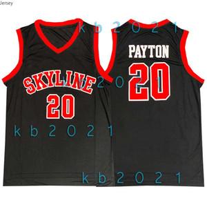 NCAA 1 بيني هارداواي 25 جيرسي كلية ميريون السفلى الثانوية Doncic ليبرون جيمس 23 لوكا كرة السلة الفانيلة 01