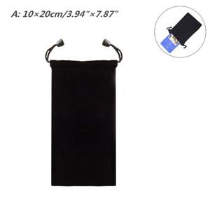 Bag Tarot Drawstring Friendly Black Accessories Black Game Dice Velvet Velvet Card Bags Storage And Board Helpful tLIfP xjfshop