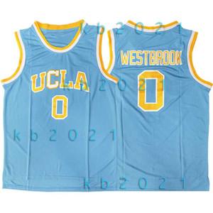 NCAA Russell 0 Westbrook Jersey UCLA Bruins Koleji 13 Harden LeBron 23 James Vince 15 carter Gary 20 Payton Basketbol Formalar