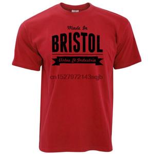 Bristol SS Great Britain Kraliçe Kare Sıkıntılı Erkek T-Shirt Made in