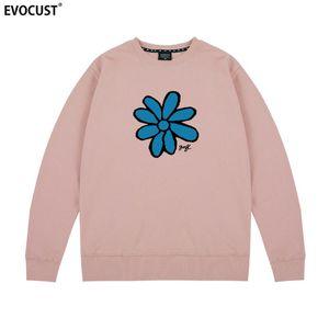 Hot Sale Golf Wang Flower Cherry Bomb Tyler The Creator Hip Hop Skate Sweatshirts Hoodies Men Women Unisex Combed Cotton