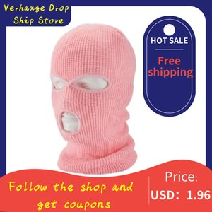 Bandana 3 Holes Scarf Mask Hood Swat Gign Raid Special Forces Paintball Ski Motorcycle Surf Bicycle Mask