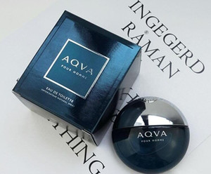 2020 Men Fragrances AQVA Perfume High-quality Persistent and Pleasant Fragrance 100ml EDT Spray Perfume Free Shipping