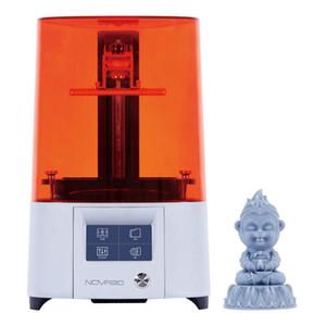 2020 Новый NOVA3D Elfin2 фотоотвердителей 3D Printer Kit Free прокачка 405nm LCD 3D принтер DIY высокого разрешения Upgrade источник света