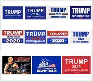 Decor Banner Trump Flag Hanging 90*150cm Trump Election Banner Flag Keep America Great Banners 3x5ft Digital Donald Trump OWB2227