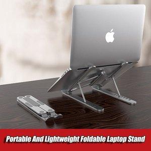 Chevet Portable Laptop Support Pliable Base Support pour ordinateur portable Sofa Support à l'ordinateur de bureau pour macbook portable mont Table Lapdesks