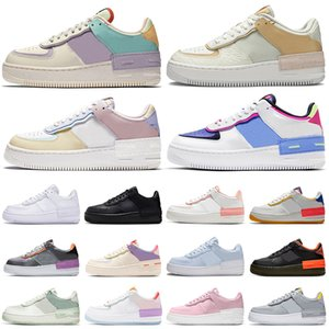air force 1 forces shoes af1 airforce one Frauen Männer Plattform Schuhe Herren Trainer Outdoor-Sport Turnschuhe