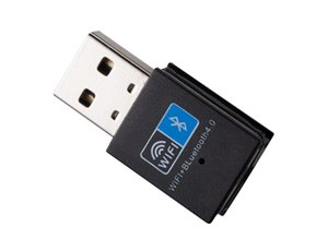 Wireless WiFi Bluetooth Adapter 150 mb s USB WiFi receiver 2.4G Bluetooth V4.0 network card transmitter IEEE 802.11b g n