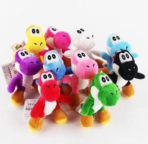 10cm Super Mario Bros Yoshi Plush Toys Poupée Yoshi Courir dragon en peluche Peluches Jouets pour les enfants Cadeaux pour enfants