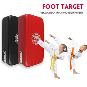 Thai Punching Training Taekwondo Kicking Hand Pads Boxing Foot Bag Bag Sand Fitness Muay PU Pad Gear Target Boxing Equipment Noqpx