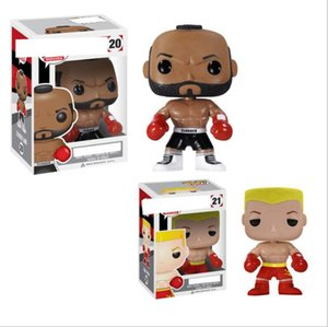 Design FUNKO POP Rocky roky boxer animation manga peripheral hand office boy Ivan Drago 21