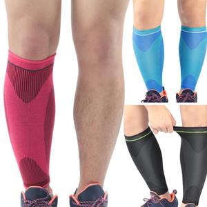 Arrampicata 1pc compressione gamba Scalda antivento esterna Leg copertura del manicotto calzini Protector Ciclismo attrezzature sportive