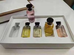 Francés clásico IV Señora de perfume Conjunto Milla feux Contre moi Rose des Vents Apogee 5pcs 10ml Les Marca Parfum alta Quaity entrega rápida