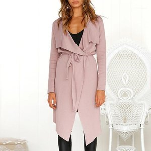 Cardigan Coat with Saches Womens Designer V Neck Jackets Spring Autumn Long Sleeve Outerwear Fashion Womens