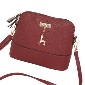 Women Handbag Woman Sling Black Female Fashion Hit Color Mini Bag Shoulder Pu Messenger Satchel Tote Crossbody Bag Bolso Mimbre 3