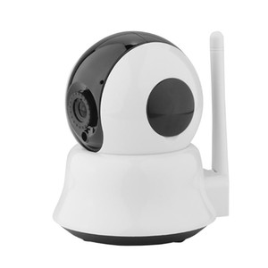 New IP Camera 100-240V Wireless 720P Security Cameras Network CCTV Night Vision WiFi Webcam USB Cable Power Adapter Dropshipping