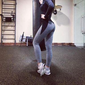 New Sexy Training Womens Sports Pants Leggings Pocket Gym Fitness Workout Running Women Sport Leggings Drop Shipping