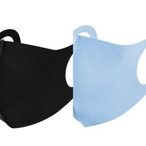 Respirador Máscara capa de poeira cara Dustproof Forma PM 2,5 Boca Anti anti-bacteriana Washableyoti H3i2