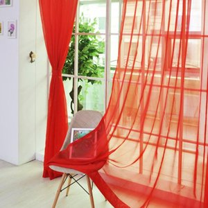 Door Windows Panel Curtain For Living Room Divider Yarn String Curtain Strip Drape Cortinas Optional 200cmX100cm